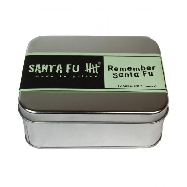 "Gedächtnisspiel ""Santa Fu"""
