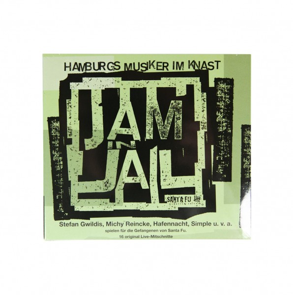 "CD ""JAM IN JAIL"""