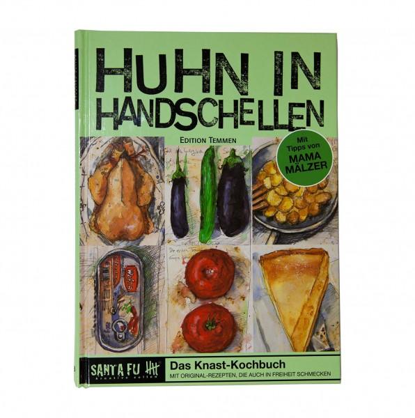 """Kochbuch """"Huhn in Handschellen"""""""